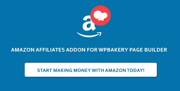 AMAZON AFFILIATES ADDON FOR WPBAKERY PAGE BUILDER