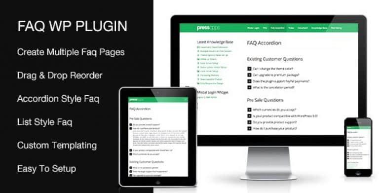 Accordion-FAQ-WordPress-Plugin