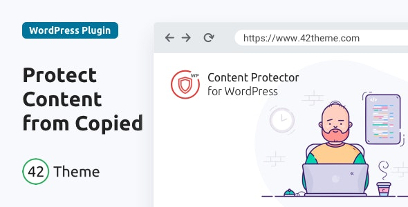 CONTENT PROTECTOR FOR WORDPRESS