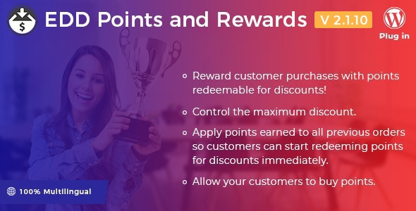 Easy Digital Downloads – Points and Rewards