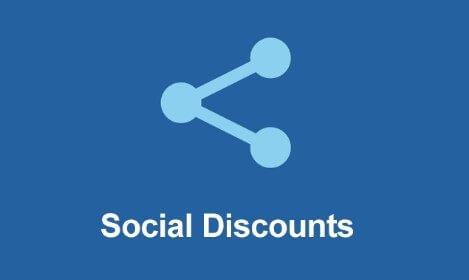 Easy Digital Downloads Social Discounts Addon - Gpl Pulse