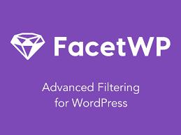 FacetWP – Advanced Filtering Plugin for WordPress