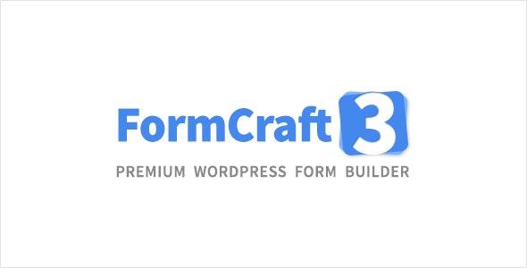 FormCraft – Premium WordPress Form Builder
