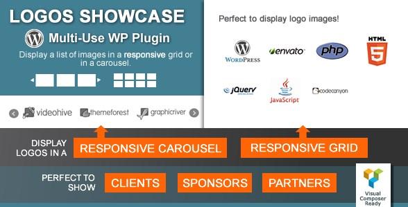 Logos Showcase – Multi-Use Responsive WP Plugin - Gpl Pulse
