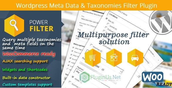 WordPress Meta Data & Taxonomies Filter - Gpl Pulse