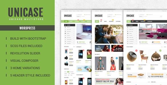 Unicase – Electronics Store WooCommerce Theme - Gpl Download