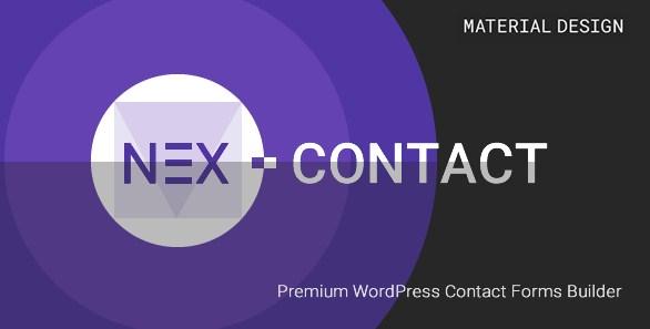NEX-Forms Lite – WordPress Form Builder Plugin