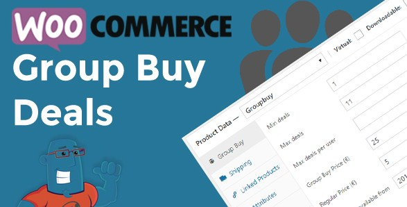 WooCommerce Group Buy and Deals – Groupon Clone for Woocommerce - Gpl Pulse