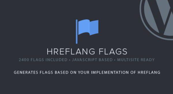 Hreflang Flags WordPress Plugin