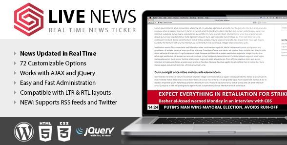 Live News – Real Time News Ticker - Gpl Pulse