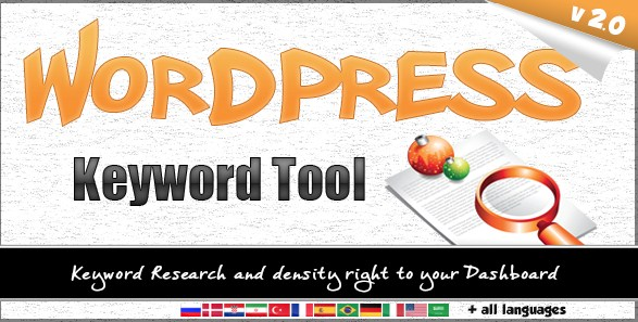 WordPress Keyword Tool Plugin - Gpl Pulse