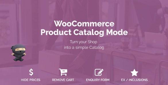 WooCommerce Product Catalog Mode - Gpl Pulse