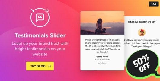 Testimonials Slider – WordPress Testimonials Plugin - Gpl Pulse