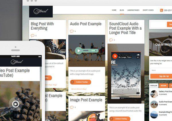 Thrive Themes Storied WordPress Theme - Gpl Download
