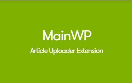 MainWP Broken Links Checker Extension