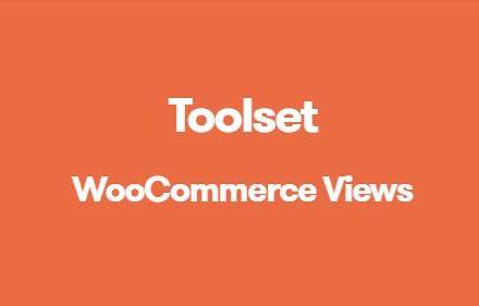 Toolset WooCommerce Views
