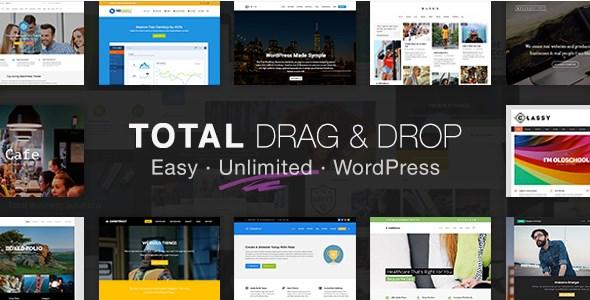 Total – Responsive Multi-Purpose WordPress Theme - Gpl Download