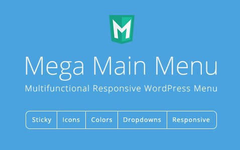Mega Main Menu – WordPress Menu Plugin