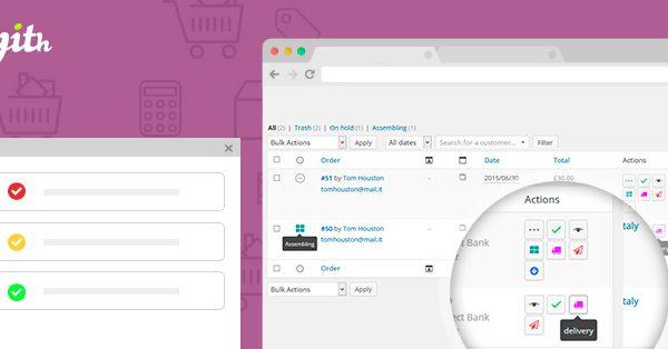 YITH WooCommerce Custom Order Status Premium - Gpl Pulse