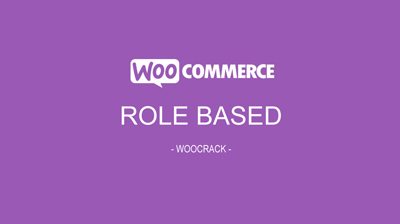 WooCommerce Role Based Payment / Shipping Methods - Gpl Pulse
