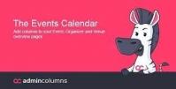 ADMIN COLUMNS PRO EVENTS CALENDAR ADDON 1.5