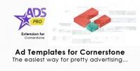 ADS PRO CORNERSTONE EXTENSION – AD TEMPLATES 1.0.1