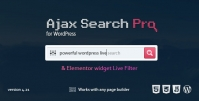 AJAX SEARCH PRO FOR WORDPRESS – LIVE SEARCH PLUGIN 4.20.8