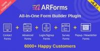 ARForms – WordPress Form Builder Plugin 3.7.1