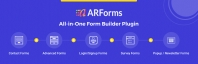 ARFORMS – WORDPRESS FORM BUILDER PLUGIN 3.7.1 (Copy)