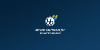 BBPRESS SHORTCODES FOR VISUAL COMPOSER 1.1.0