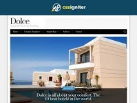 CSS IGNITER DOLCE WORDPRESS THEME 1.6