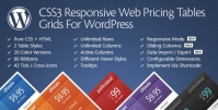 CSS3 RESPONSIVE WORDPRESS COMPARE PRICING TABLES 11.3
