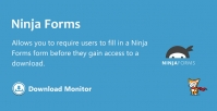 Download Monitor Ninja Forms 4.0.0