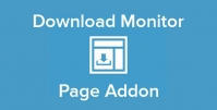 Download Monitor Page Addon 4.1.4