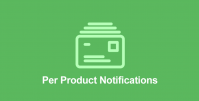 Easy Digital Downloads Per Product Notifications Addon 1.2.3