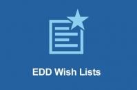 Easy Digital Downloads Wish Lists Addon 1.1.7