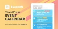 EventOn – WordPress Event Calendar Plugin 3.1