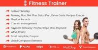 Fitness Trainer – Training Membership Plugin 1.5.8
