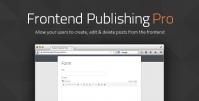 Frontend Publishing Pro 3.11.0