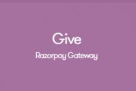 Give Razorpay Gateway 1.4.4