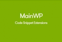 MainWP Code Snippets Extension 4.0.1