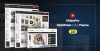 VideoPro – Video WordPress Theme 2.1