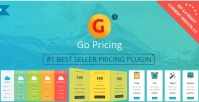 Go Pricing – WordPress Responsive Pricing Tables 3.3.16