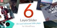 LayerSlider Responsive WordPress Slider Plugin 6.10.0