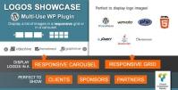 Logos Showcase – Multi-Use Responsive WP Plugin 2.1