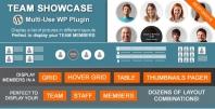 Team Showcase – WordPress Plugin 2.2.4