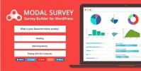 Modal Survey – WordPress Poll, Survey & Quiz Plugin 2.0.1.8.4