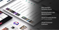 Events Schedule – WordPress Plugin 2.5.9