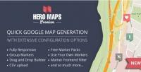 Hero Maps Premium – Responsive Google Maps Plugin 2.1.6