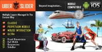 UberSlider Layer Slider WordPress Plugin 2.1